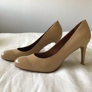 corso como classic 'del pump' patent leather heels